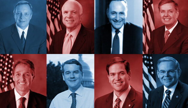 The Senate's Gang of Eight releases their immigration reform principles